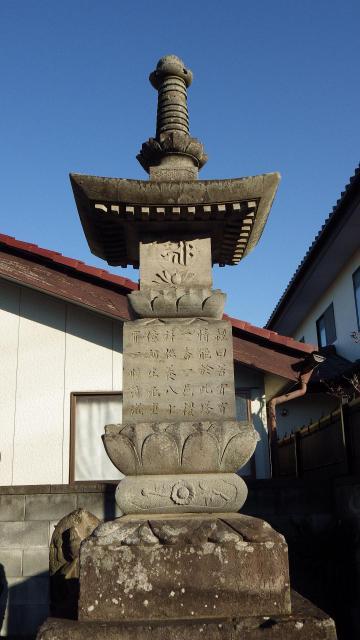 長善寺のお墓