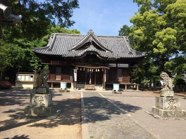 香川県白峰宮の本殿