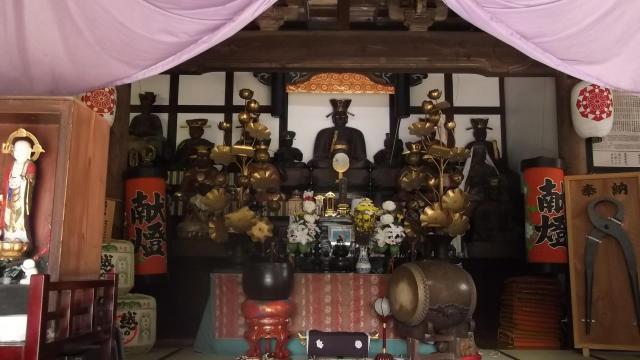 金砂山円光寺閻魔堂の建物その他