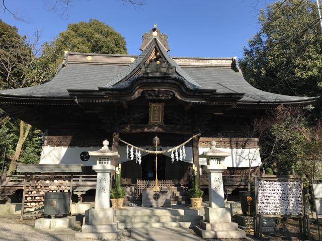 青梅住吉神社