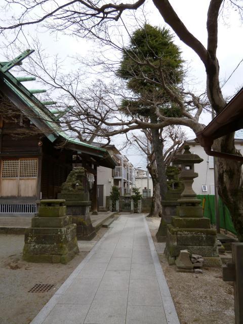 千葉県豊受神社の建物その他