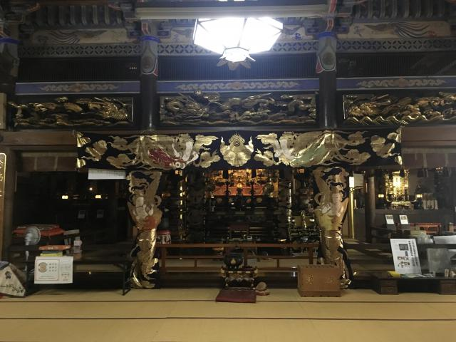 大宝寺の本殿