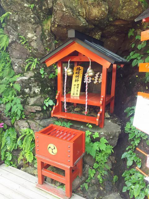 日光二荒山神社の末社