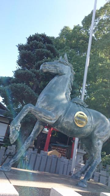 兵庫県射楯兵主神社の写真