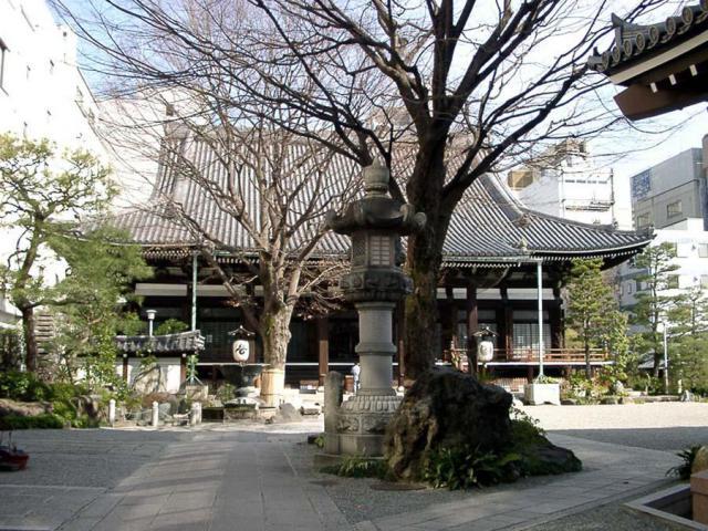 本能寺の本殿