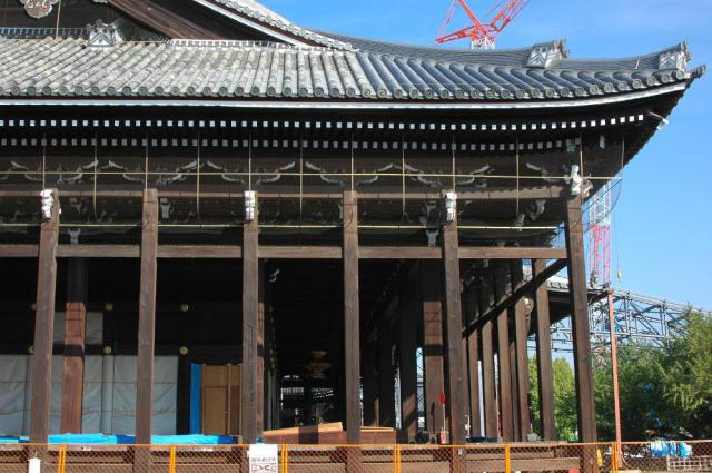 本願寺(西本願寺)の本殿
