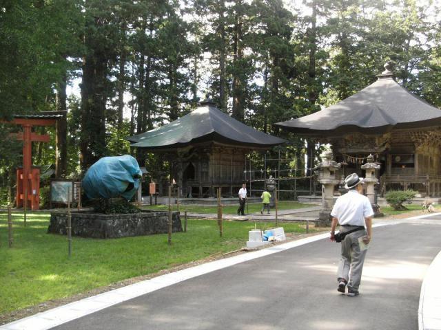 出羽三山神社の末社