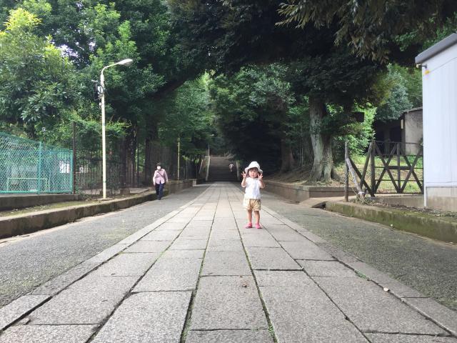 渋谷氷川神社の建物その他