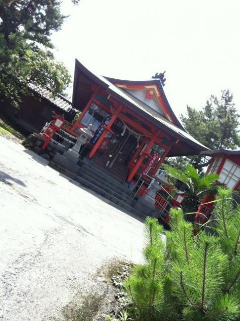 鹿児島県月読神社の建物その他