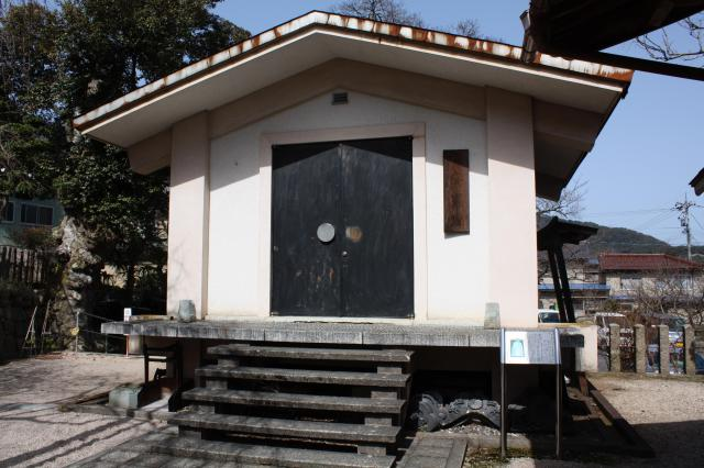 福井県常宮神社の建物その他