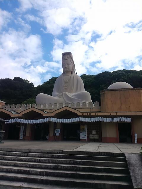 霊山観音教会の仏像