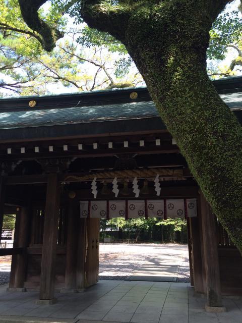 高知県山内神社 の山門