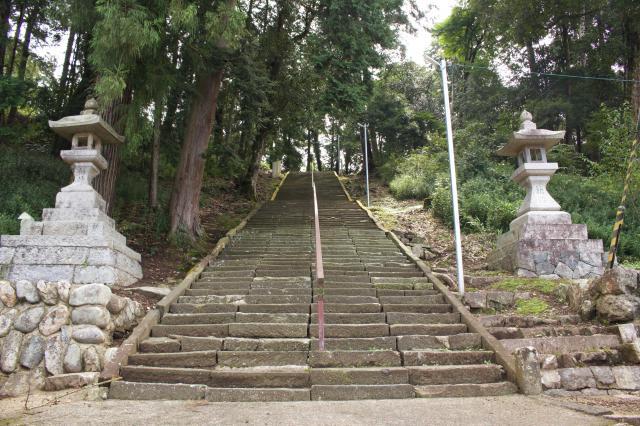 京都府豊受大神社の建物その他