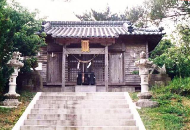 鹿児島県高千穂神社の建物その他