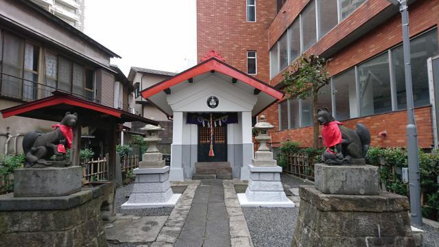埼玉県坂稲荷神社の建物その他