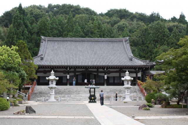 妙満寺の本殿