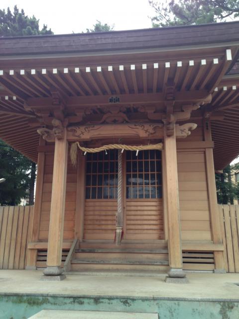 諏訪神社の近くの神社お寺|春日神社