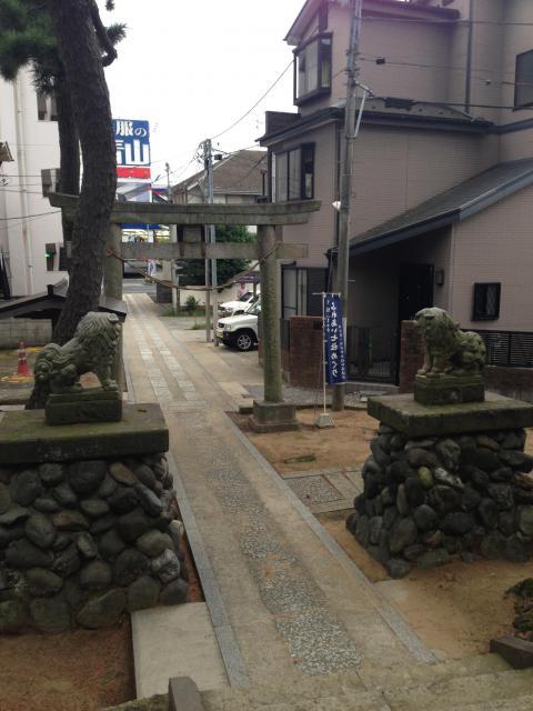 千葉県春日神社の建物その他
