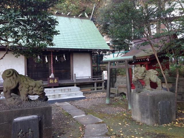 國府神社(千葉県国府台駅) - 本殿・本堂の写真