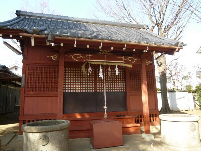 千葉県十二社神社の建物その他