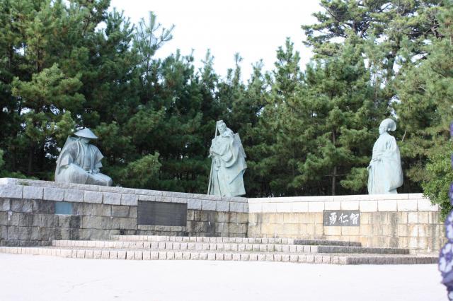石川県安宅住吉神社の写真
