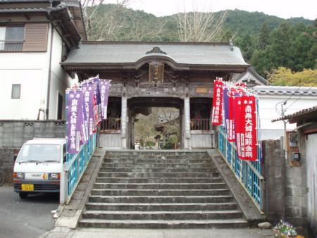高知県清滝寺の建物その他