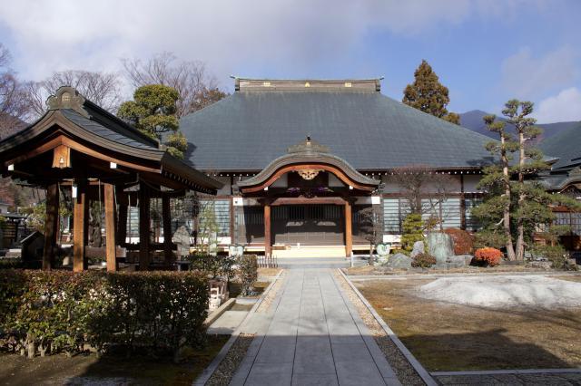 海禅寺の本殿