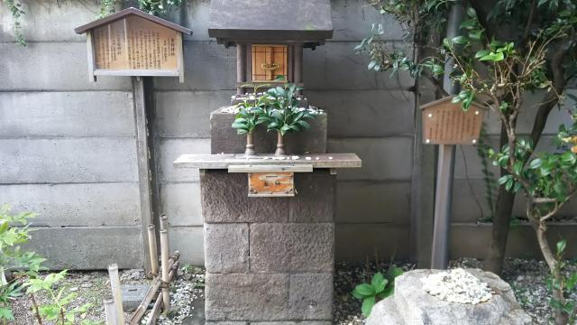 牡丹住吉神社の末社
