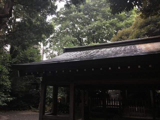國學院大學神殿(東京都渋谷駅) - その他建物の写真