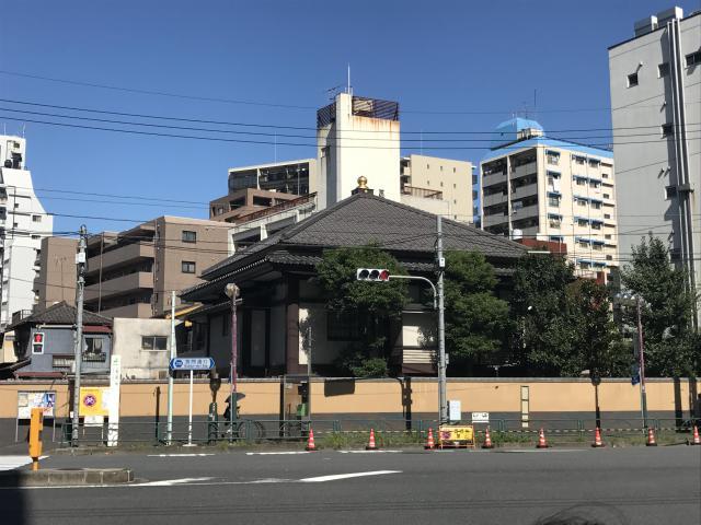 東京都要伝寺の建物その他