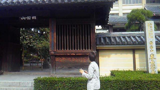 東長寺(福岡県祇園駅) - 山門・神門の写真