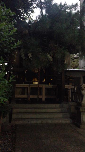 東京都秋葉神社の建物その他