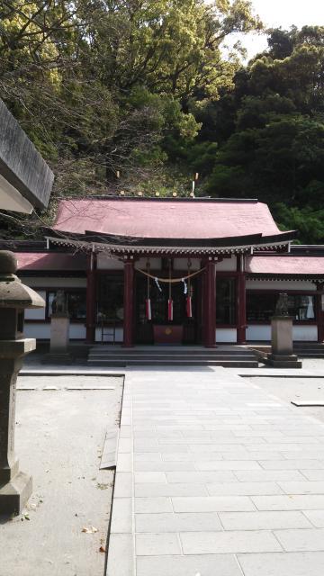 鹿児島県鹿児島神社の建物その他