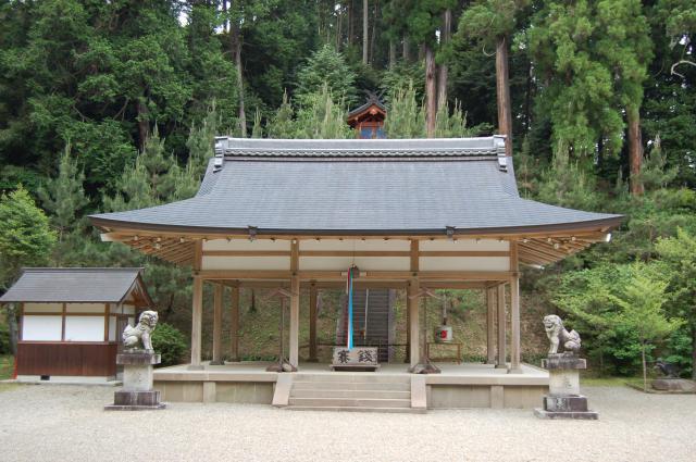 奈良県八咫烏神社の建物その他
