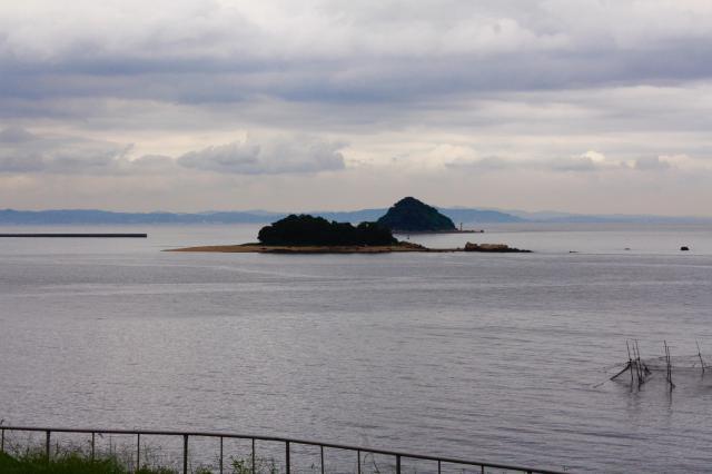 山口県豊功神社の景色