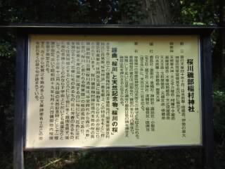 桜川磯部稲村神社の歴史