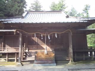 稲田神社の建物その他