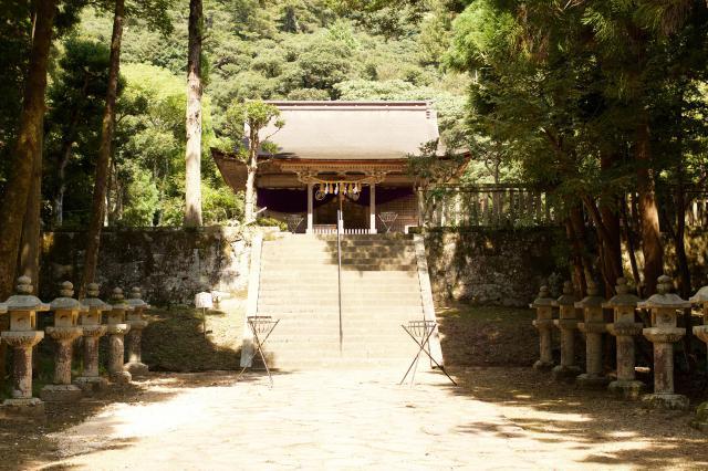 鳥取県鳥取東照宮(樗谿神社)の建物その他