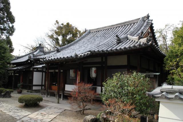 平等院の近くの神社お寺|最勝院