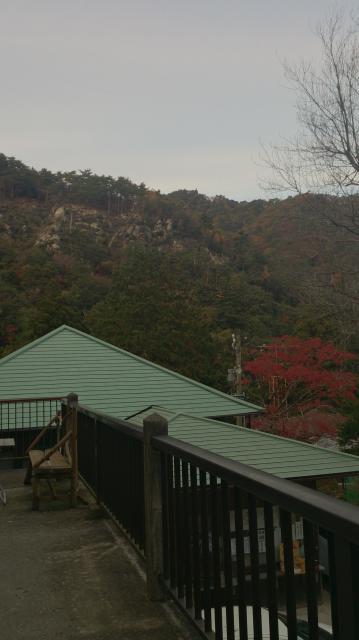 三岳寺の景色