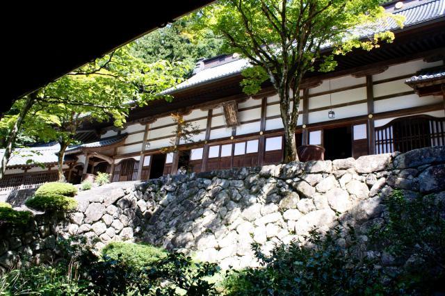 永平寺の本殿