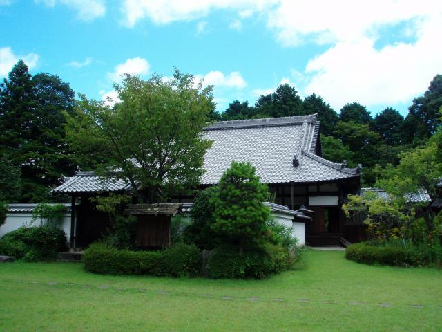 奈良県芳徳寺の建物その他