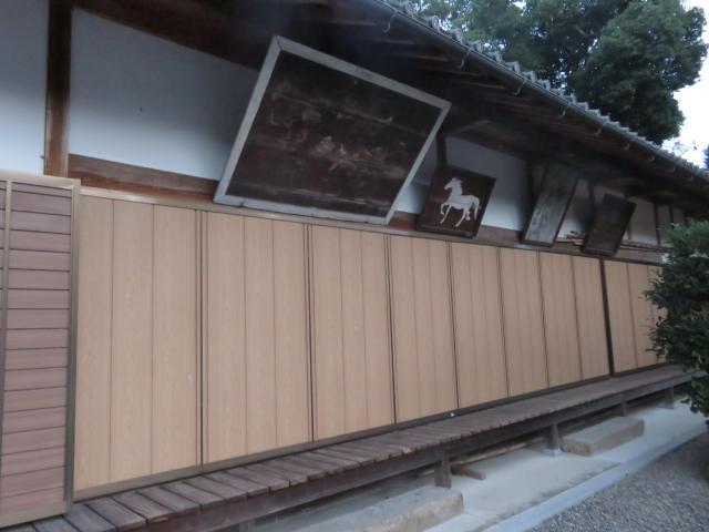 奈良県春日神社の建物その他