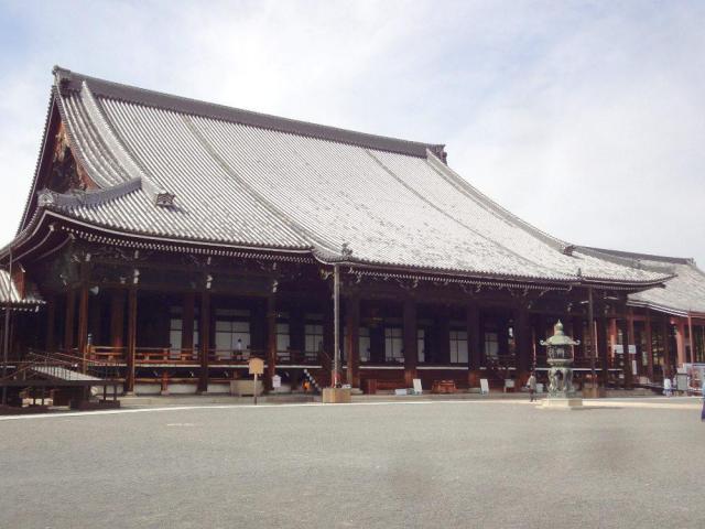 本願寺(西本願寺)の建物その他