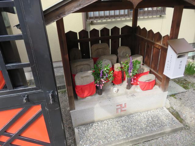奈良県住吉神社の地蔵