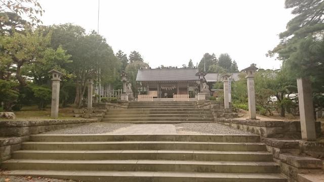 開成山大神宮の建物その他
