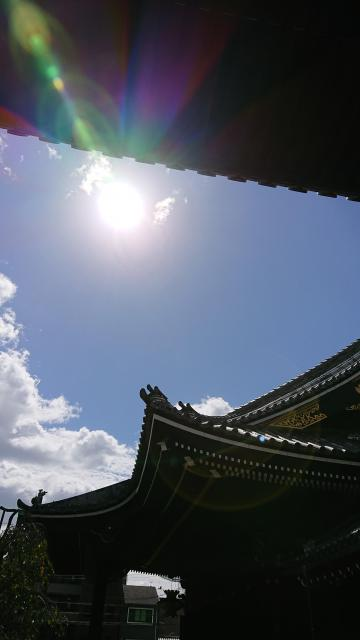 京都府佛光寺の建物その他
