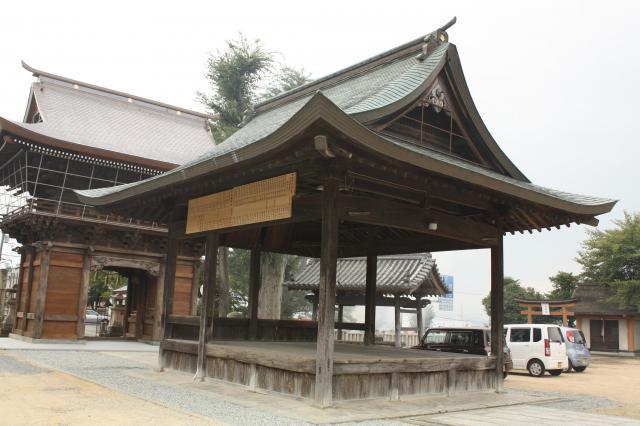 佐保神社の本殿