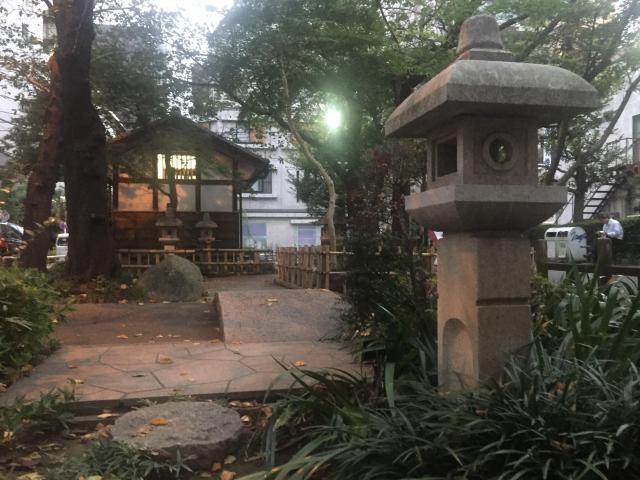 東京都竹森神社の写真