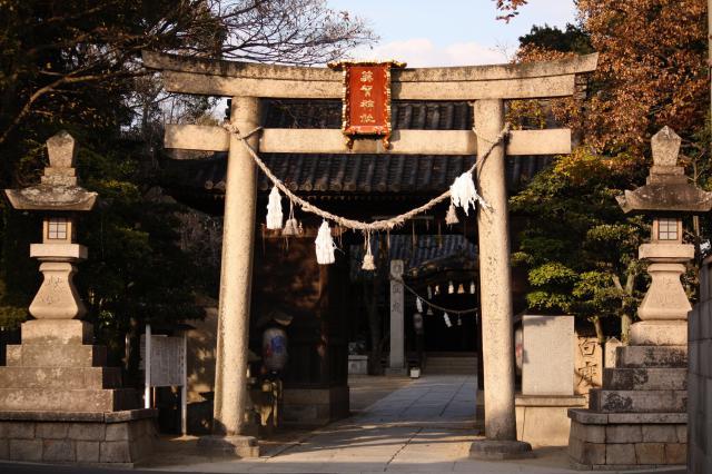 英賀神社の鳥居